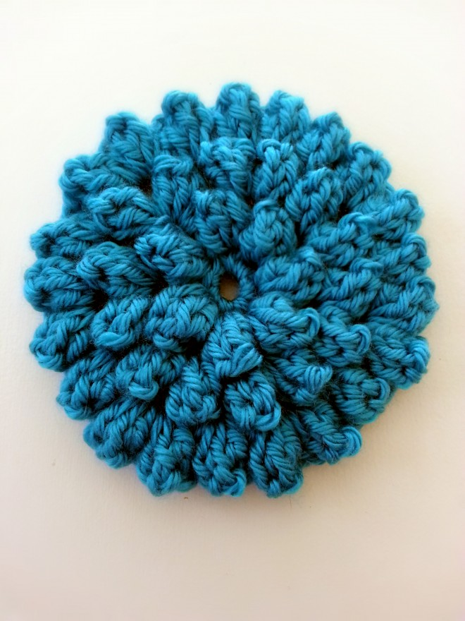 Crochet Popcorn Flower Free Pattern : Heidy Pino 180 Related Keywords & Suggestions - Heidy Pino ...
