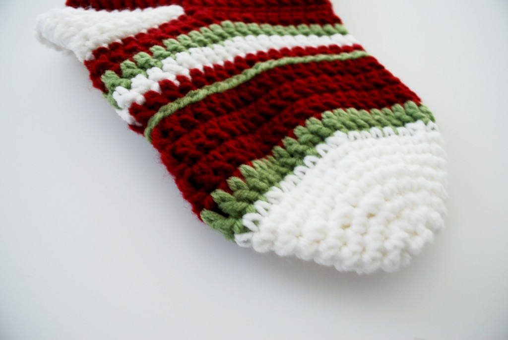 Stockings 5 - B.hooked Crochet