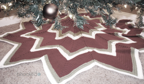 Tree skirt for web
