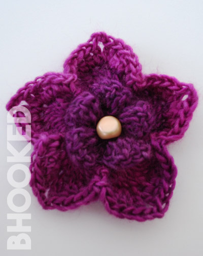 Lovely Layers Crochet Flowers
