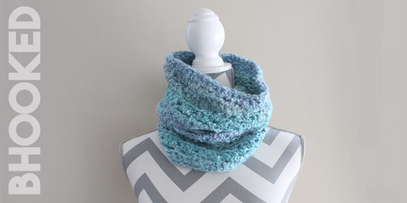 Cozy Crochet Cowl
