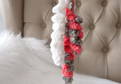 How to Crochet a Spiral Curly Cue