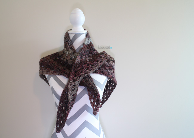 Granny Triangle Shawl for Web 3