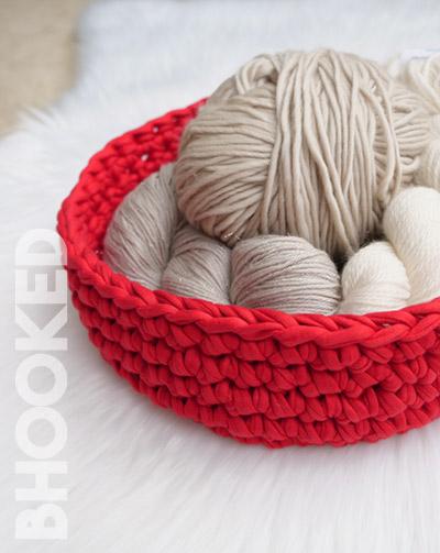 Crochet Bowl