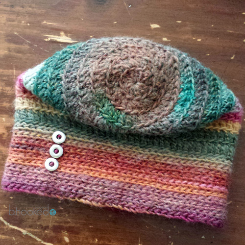 Fall For Me Spiral Hat