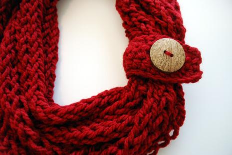 Finger knitting scarf patterns finger crochet scarf how to crochet