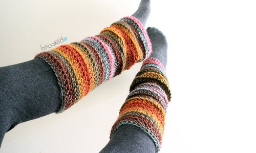 Free Printable Crochet Patterns For Leg Warmers : Beginner Crochet Leg Warmers:Video Tutorial and Free Pattern
