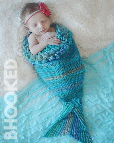 Mystic Mermaid Cocoon