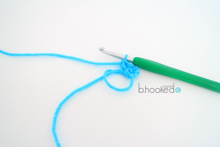 Crochet Stitches Magic Ring : Crochet Magic Ring: Double Crochet