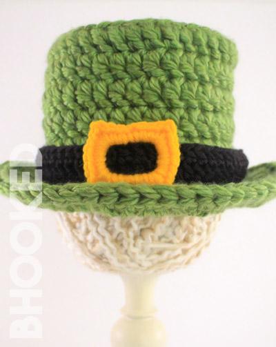 Crochet Top Hat