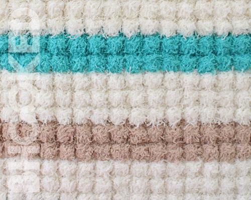 Bobbles in a Row Stitch