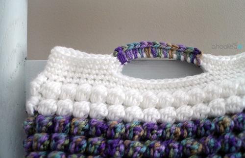 Spring Bobble Clutch for Web 3