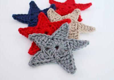 Simple Crochet Star