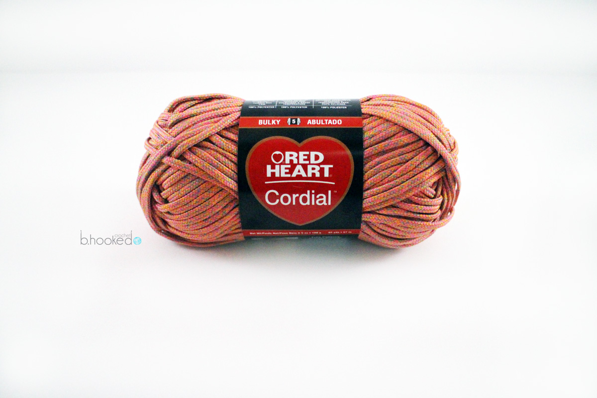 Red Heart Cordial Yarn Review