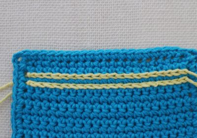 Surface Crochet Stitch