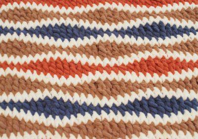 Wavelength Crochet Stitch