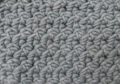 Crochet Woven Stitch