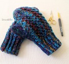 Woven Mittens Featured