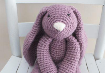 """""""Layla""""Crochet Bunny"""