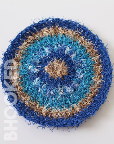 Crochet Scrubby Set
