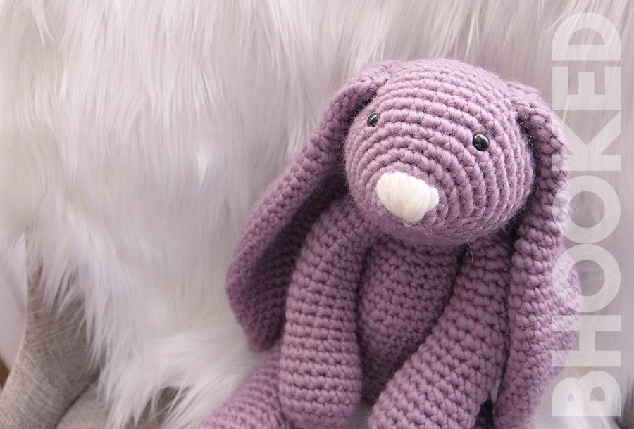 Layla Crochet Bunny Amigurumi