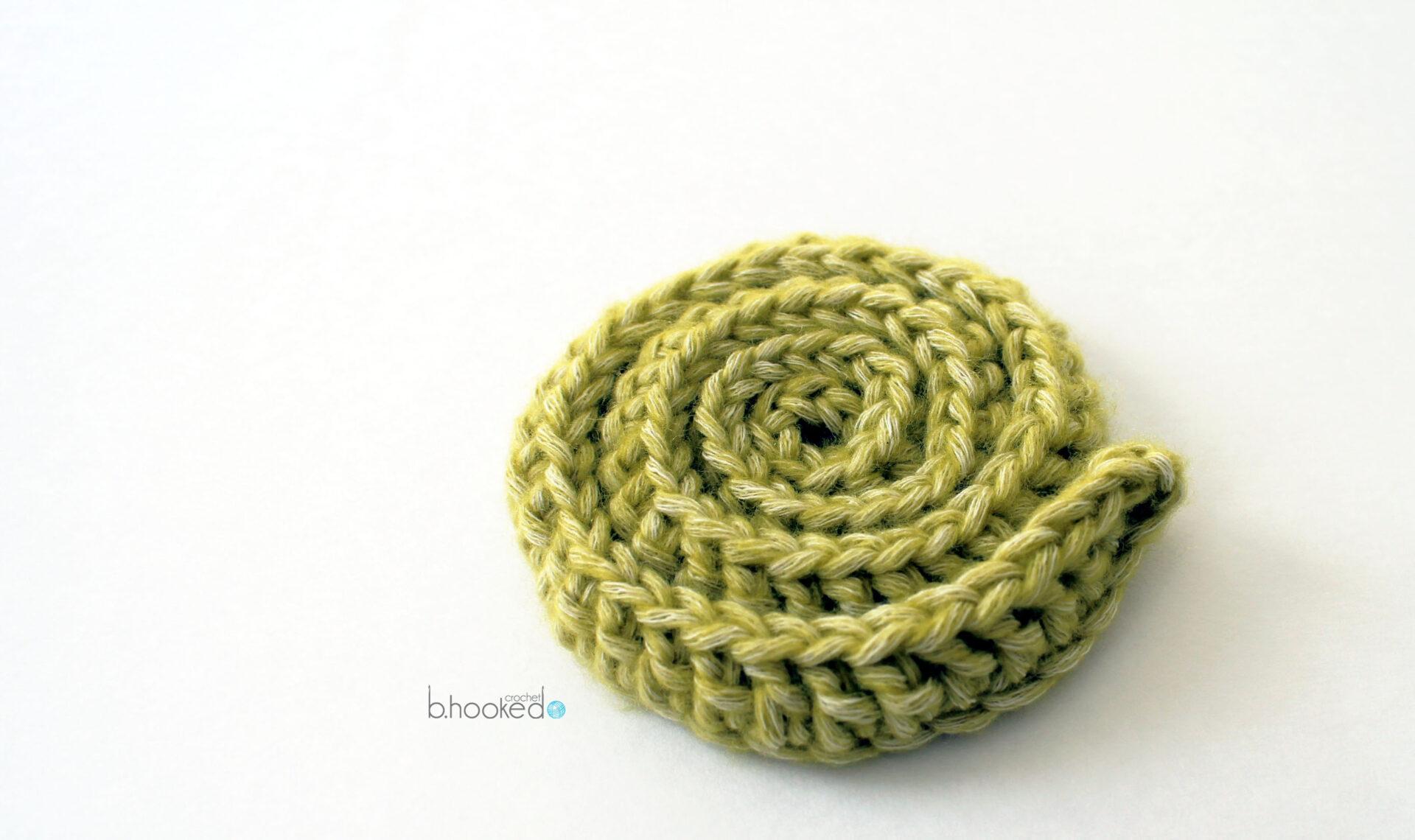 Simple Swirl Embellishment