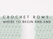 Crochet Rows Featured Image