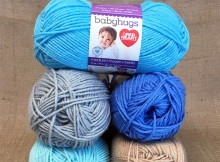 Baby Hugs Yarn Giveaway Featured copy