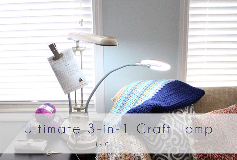 OttLite Ultimate 3-in-1 Craft Lamp Review