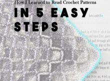 How I Learned To Read Crochet Patterns In Just 5 Easy Steps
