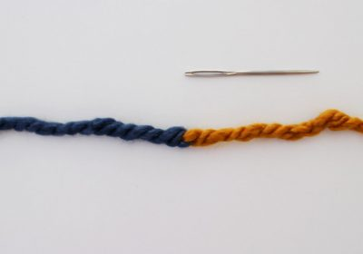 How to Russian Join Yarn Without Knots or Ends