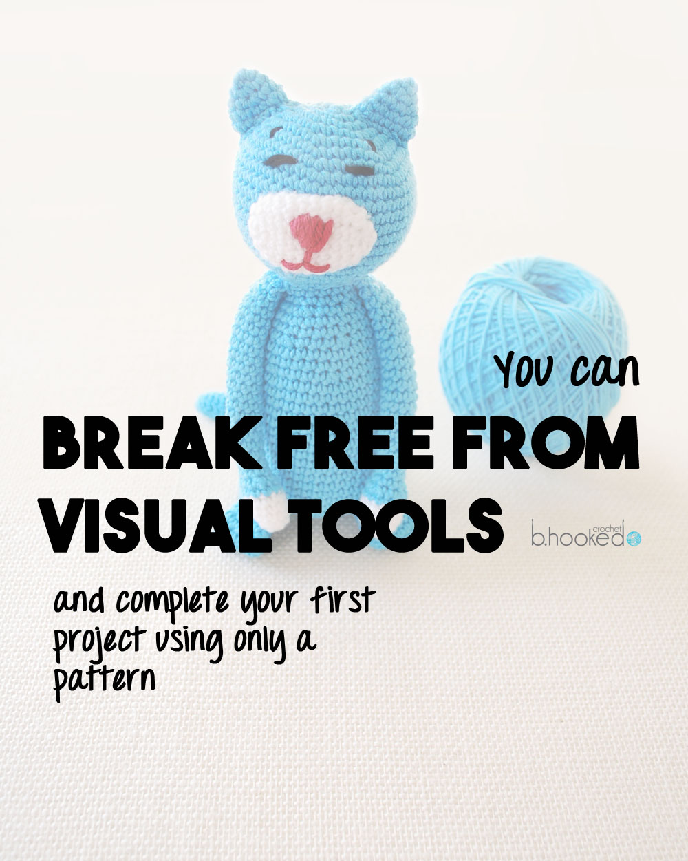 Crochet Patterns Visual : How I Broke Free From the Visual Tools and Completed My First Pattern ...