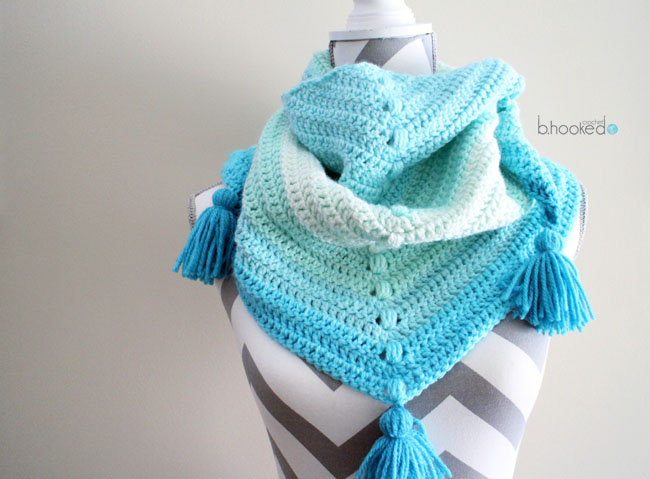 Crochet Patterns For Caron Cakes : Caron Cakes Cowl