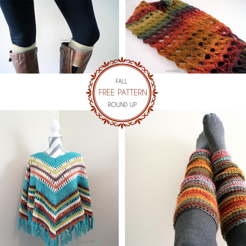 fall-crochet-round-up