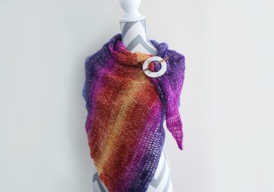 Breezy Crochet Shawl