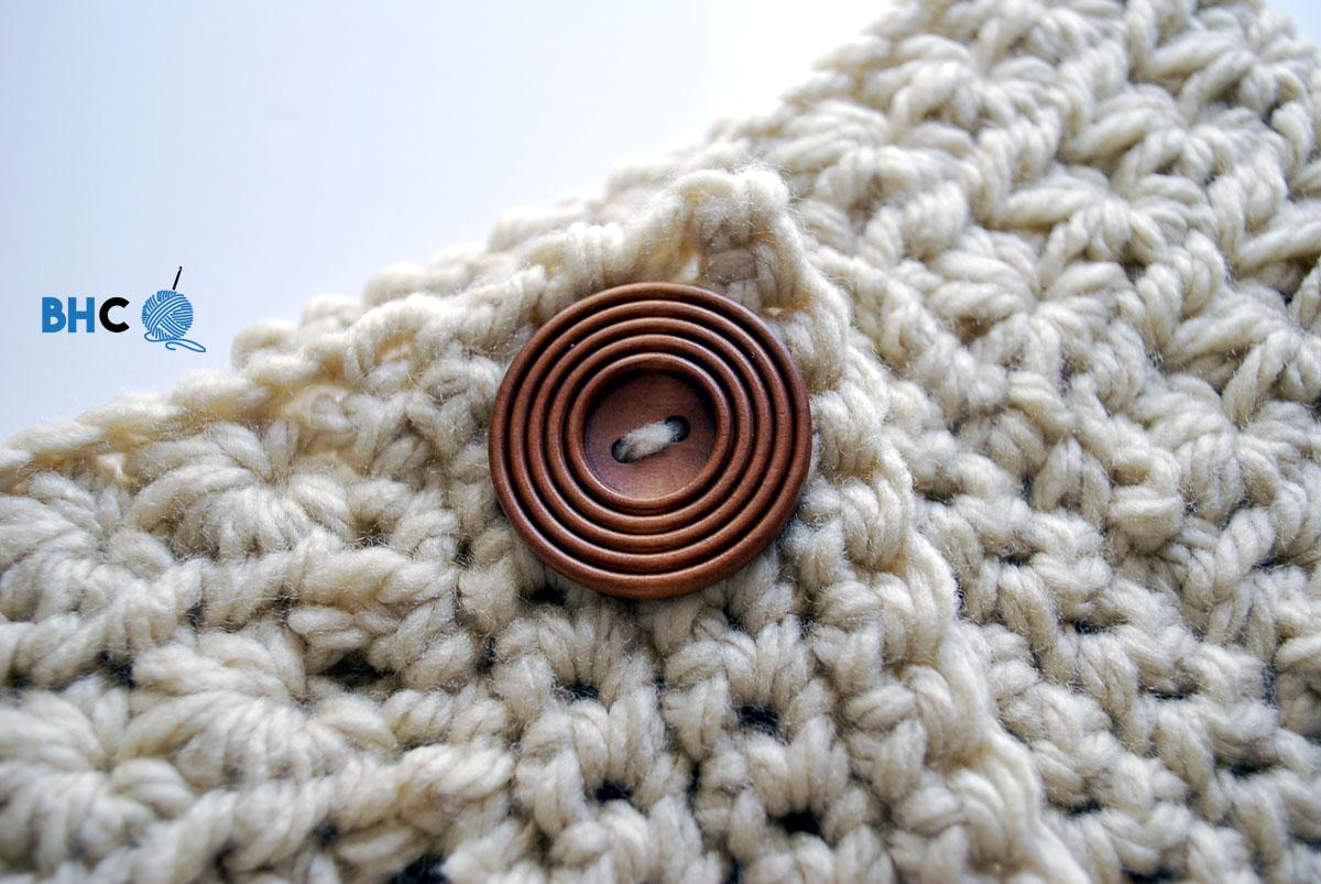 Starburst Crochet Cowl