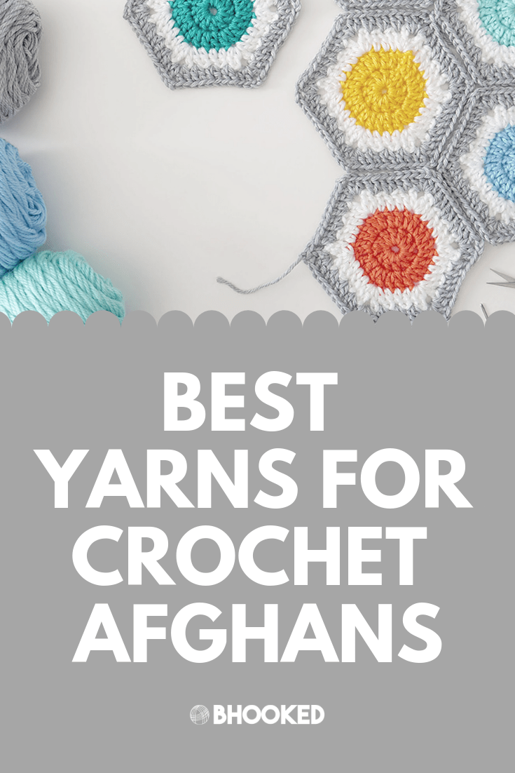 Best Yarns for Crochet Afghans and Blankets