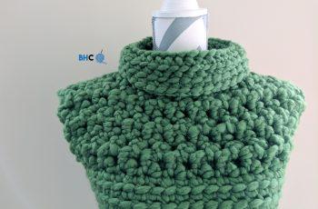 crochet vest