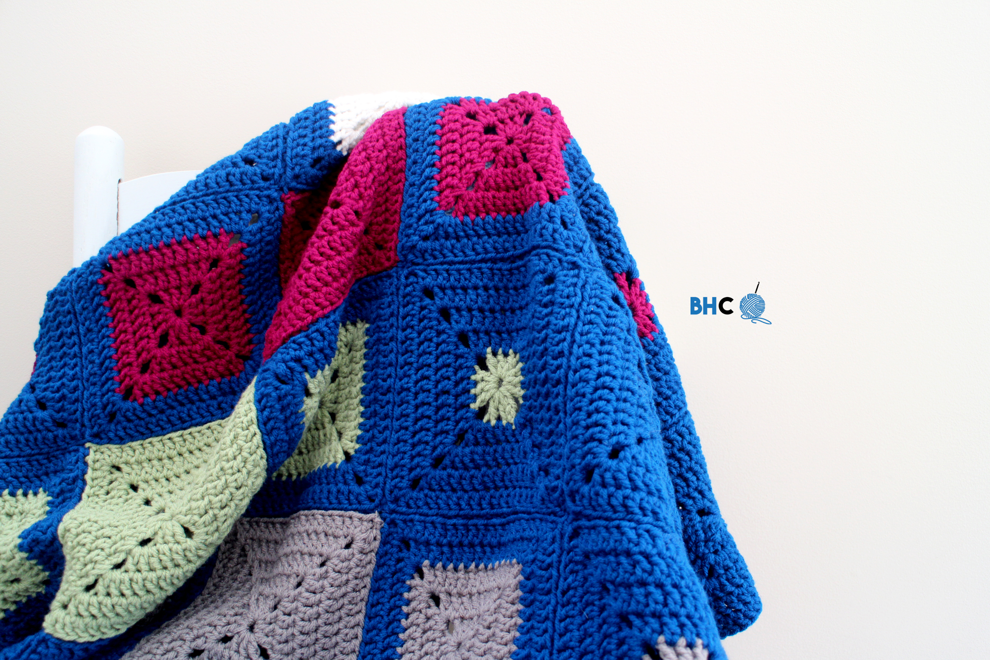 Challenge for Warm Up America Crochet Afghan