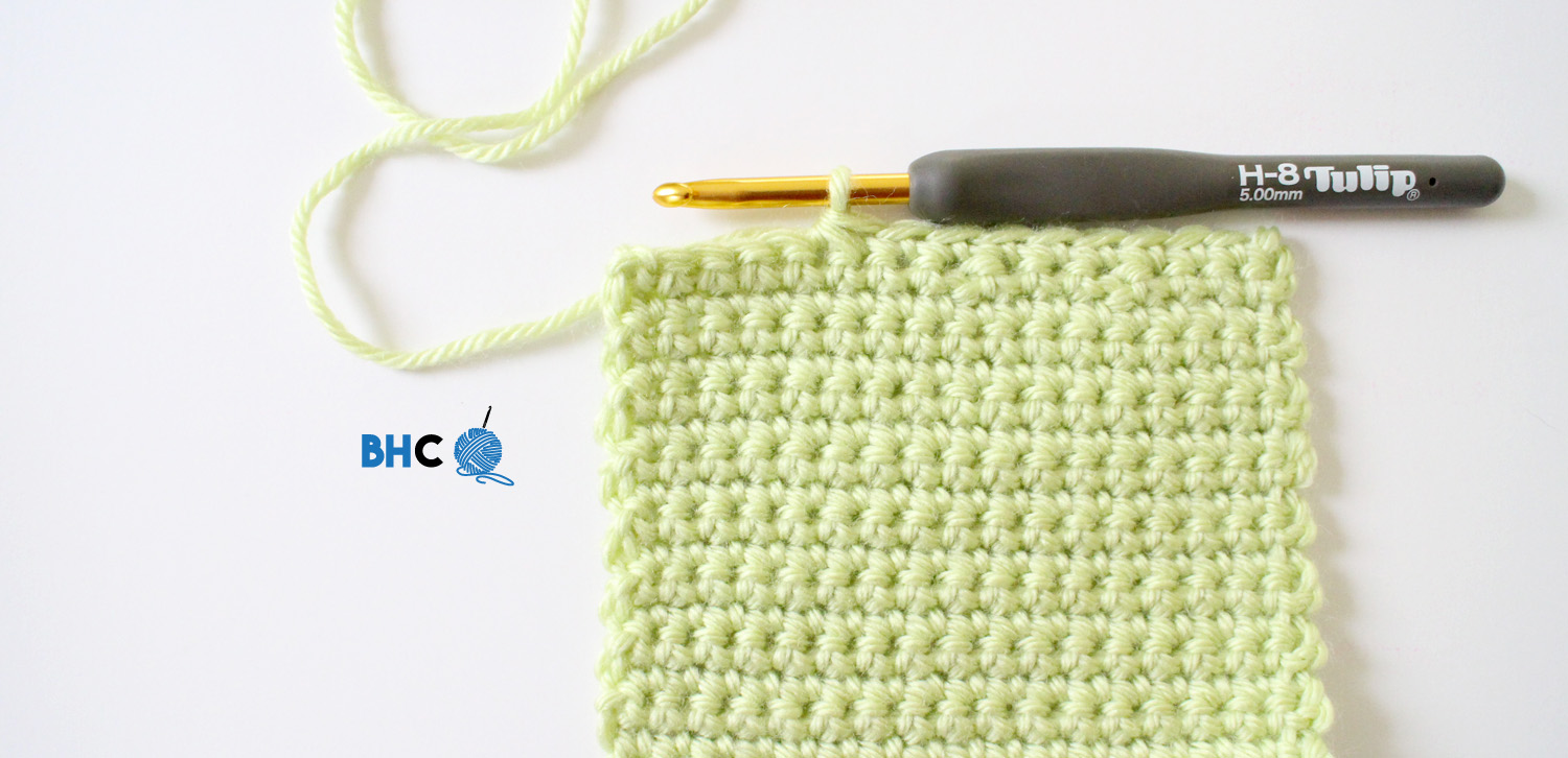 Sc2tog – Single Crochet Two Together Decrease