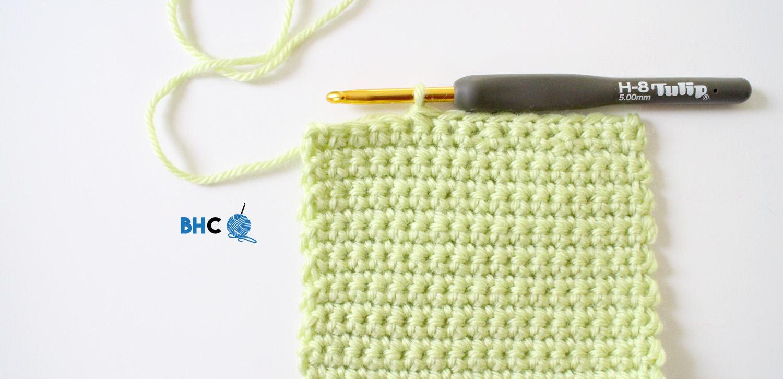 Sc2tog – Single Crochet Two Together Decrease
