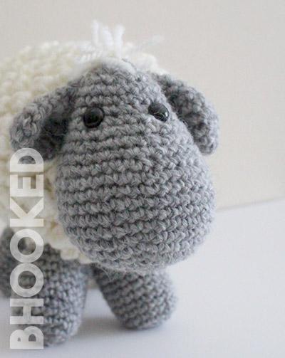 Crochet Lamb