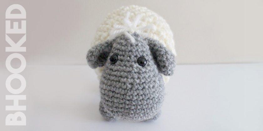 Lyle Crochet Lamb