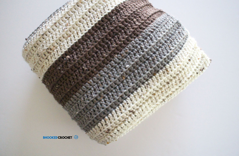 Staircase Crochet Afghan Free Pattern B Hooked Crochet