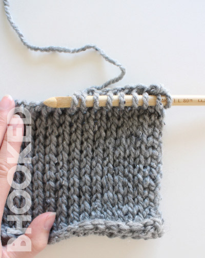 Tunisian Crochet Boot Cuffs