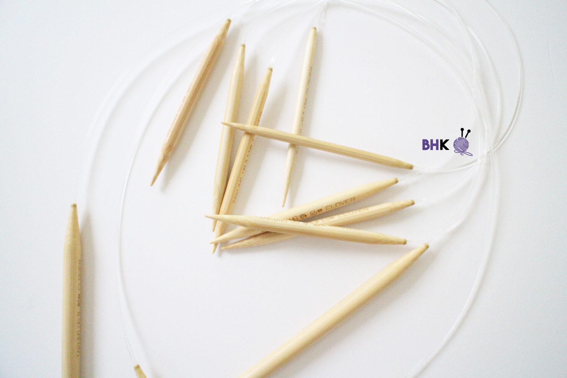 Clover Takumi Circular Knitting Needles Review