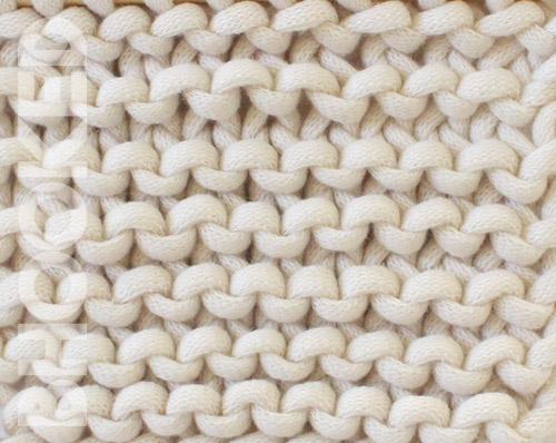 Knit Garter Stitch