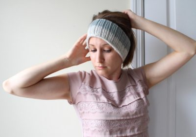 Easy Knit Headband