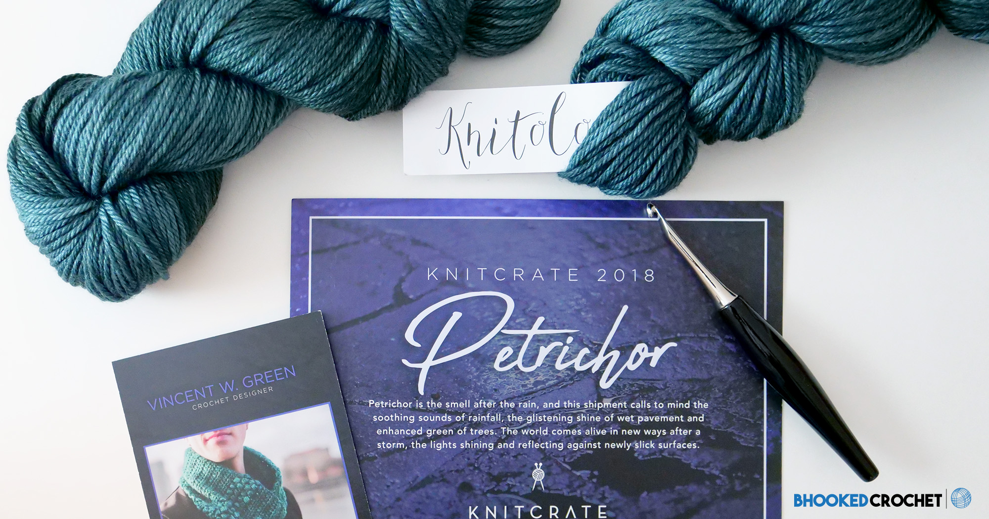 My First KnitCrate – Unboxing and Review