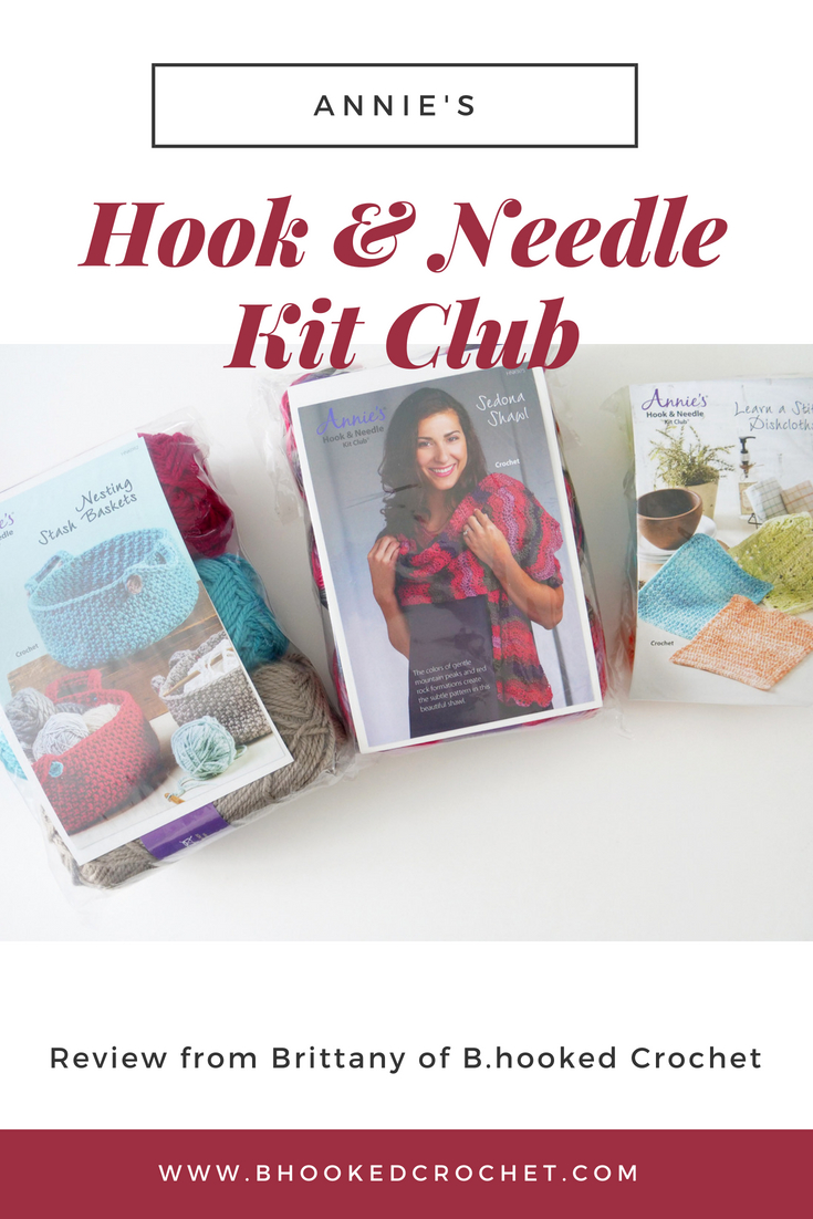 Annies hook and needle kit club